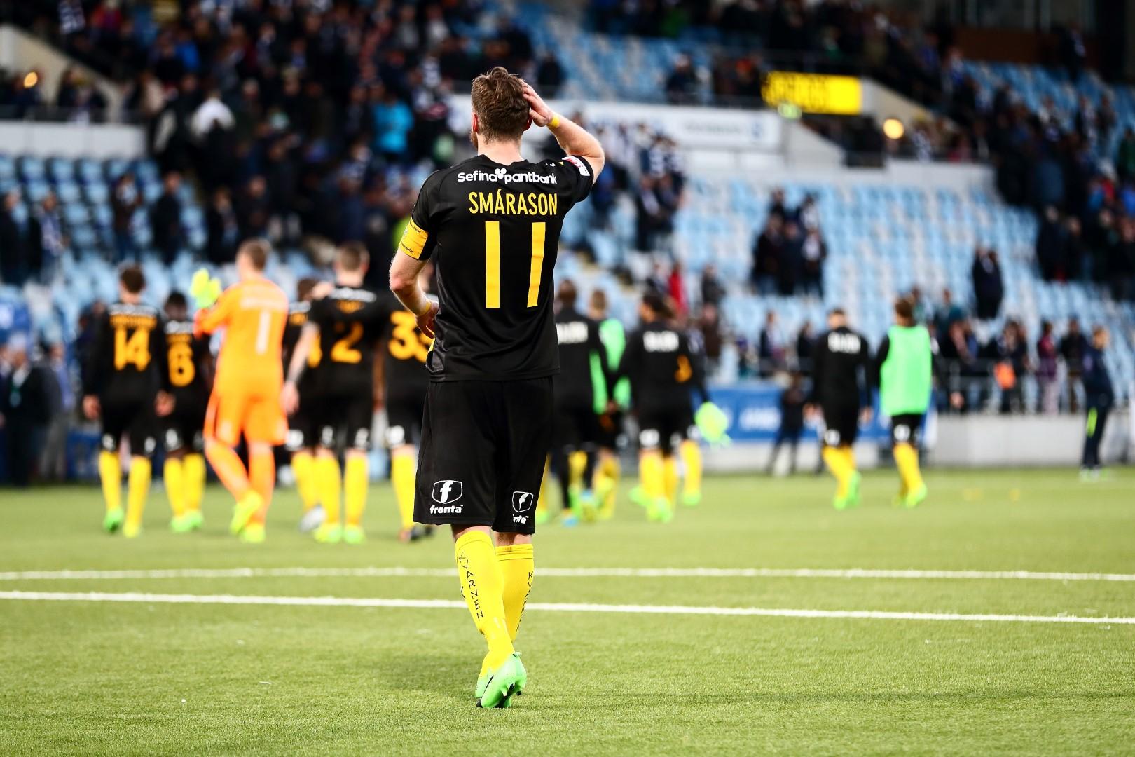 Fotboll, Allsvenskan, Norrkšping - Hammarby