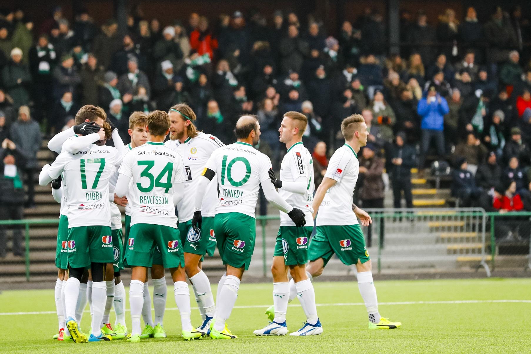 Fotboll, Träningsmatch, Brommapojkarna - Hammarby