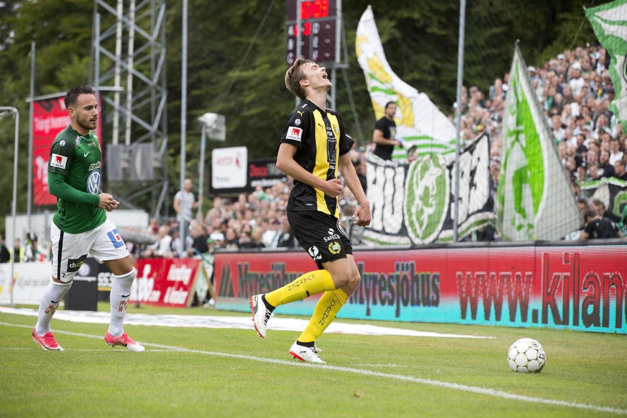 20170729 - Jönköpings Södra vs Hammarby 1 - 0