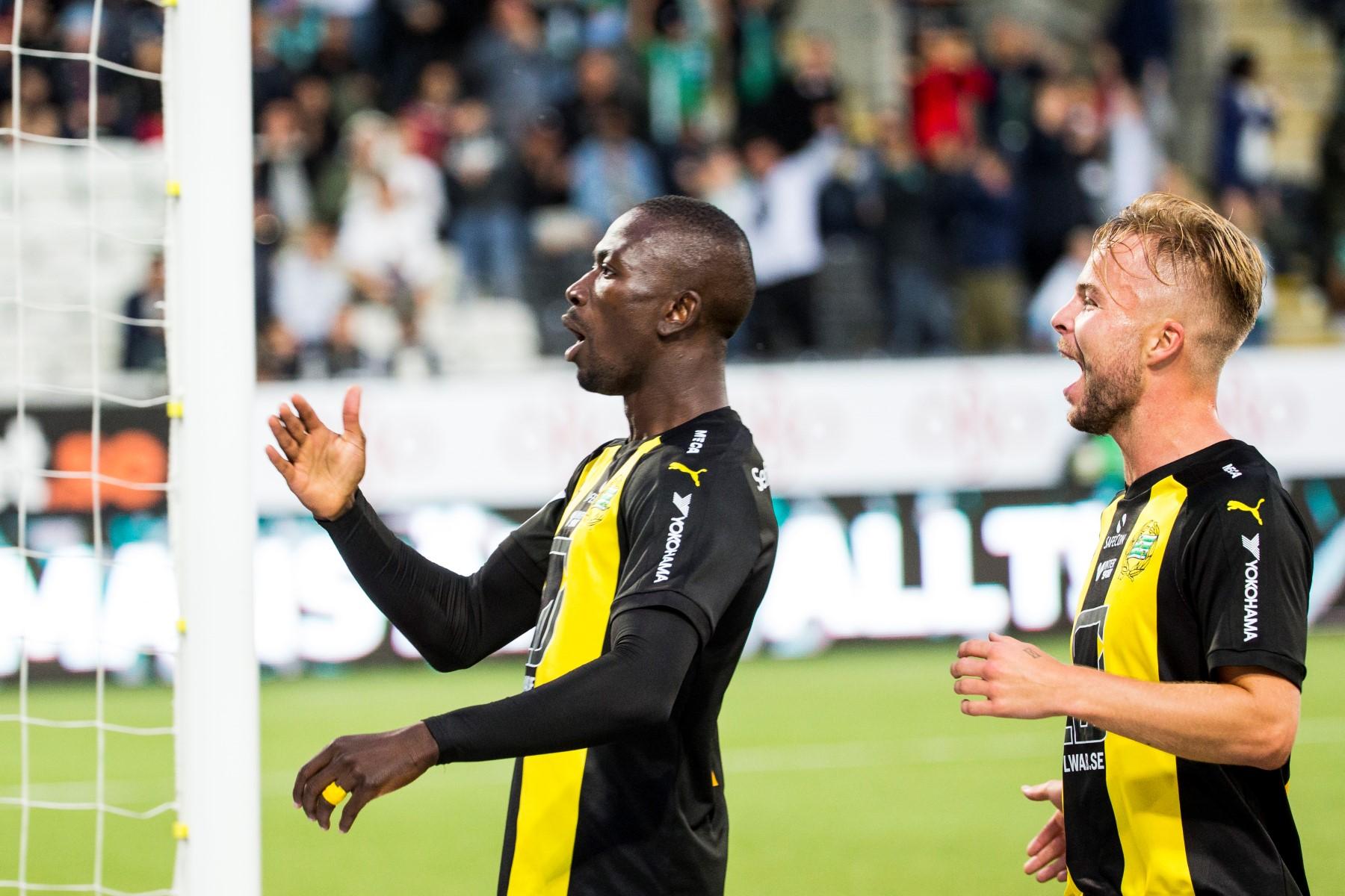 Fotboll, Allsvenskan, Örebro - Hammarby