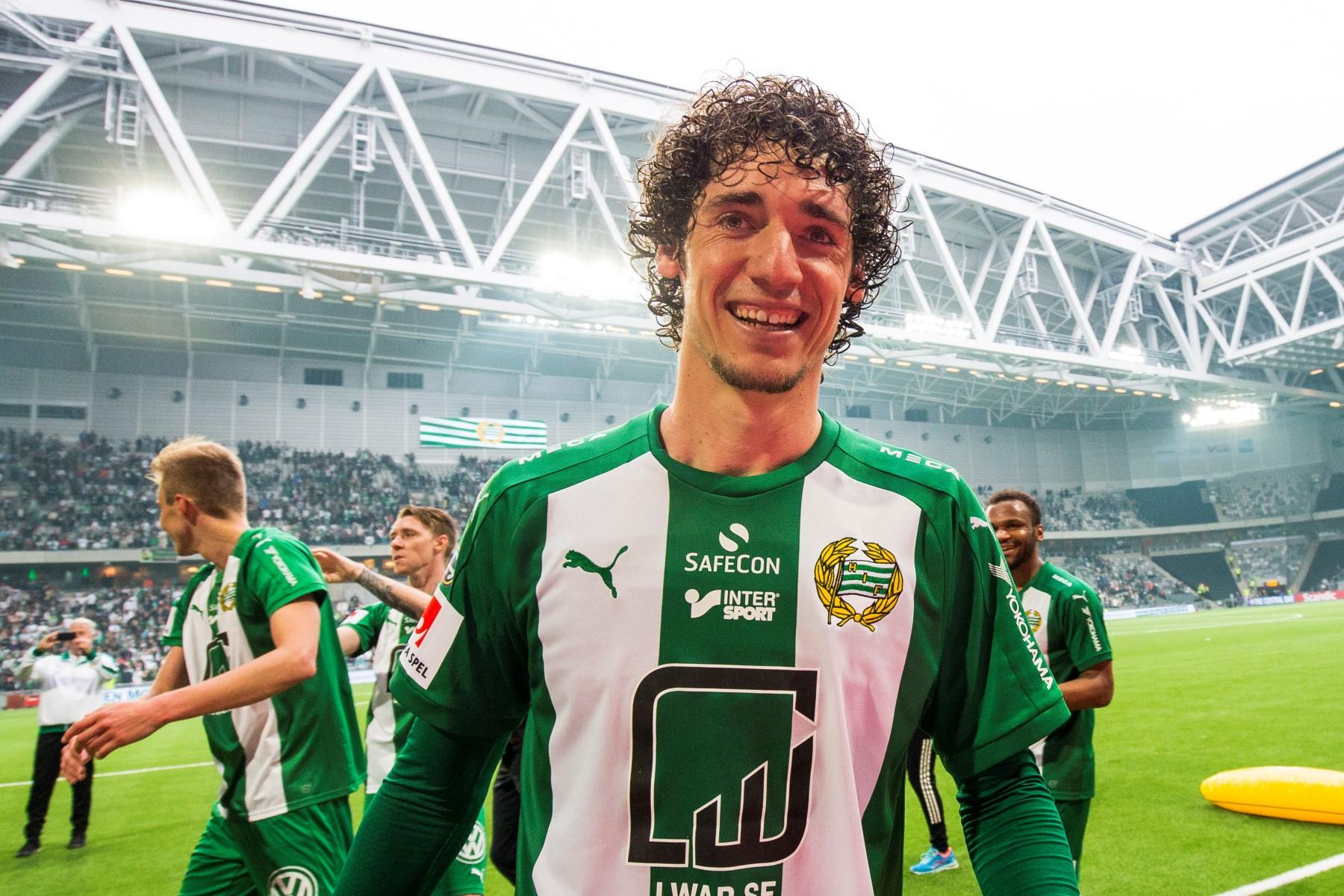 Fotboll, Allsvenskan, Hammarby - DjurgŒrden