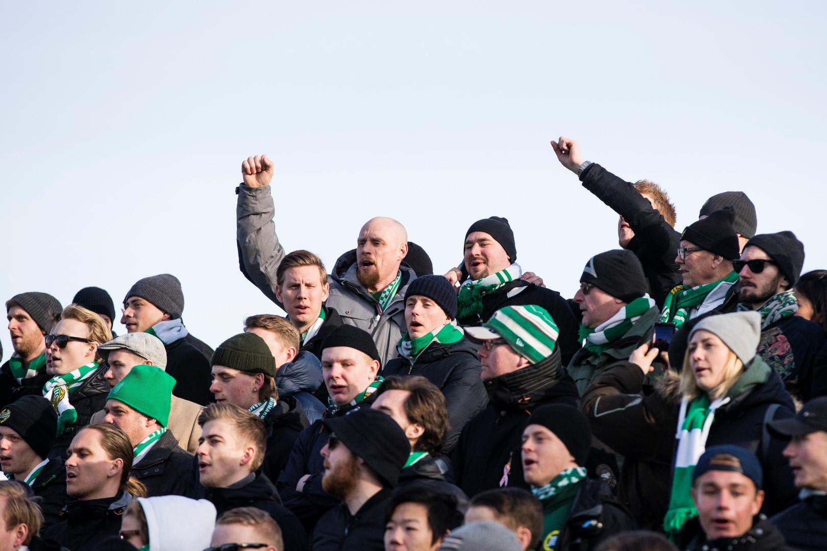 Fotboll, Svenska Cupen, Nyköping - Hammarby