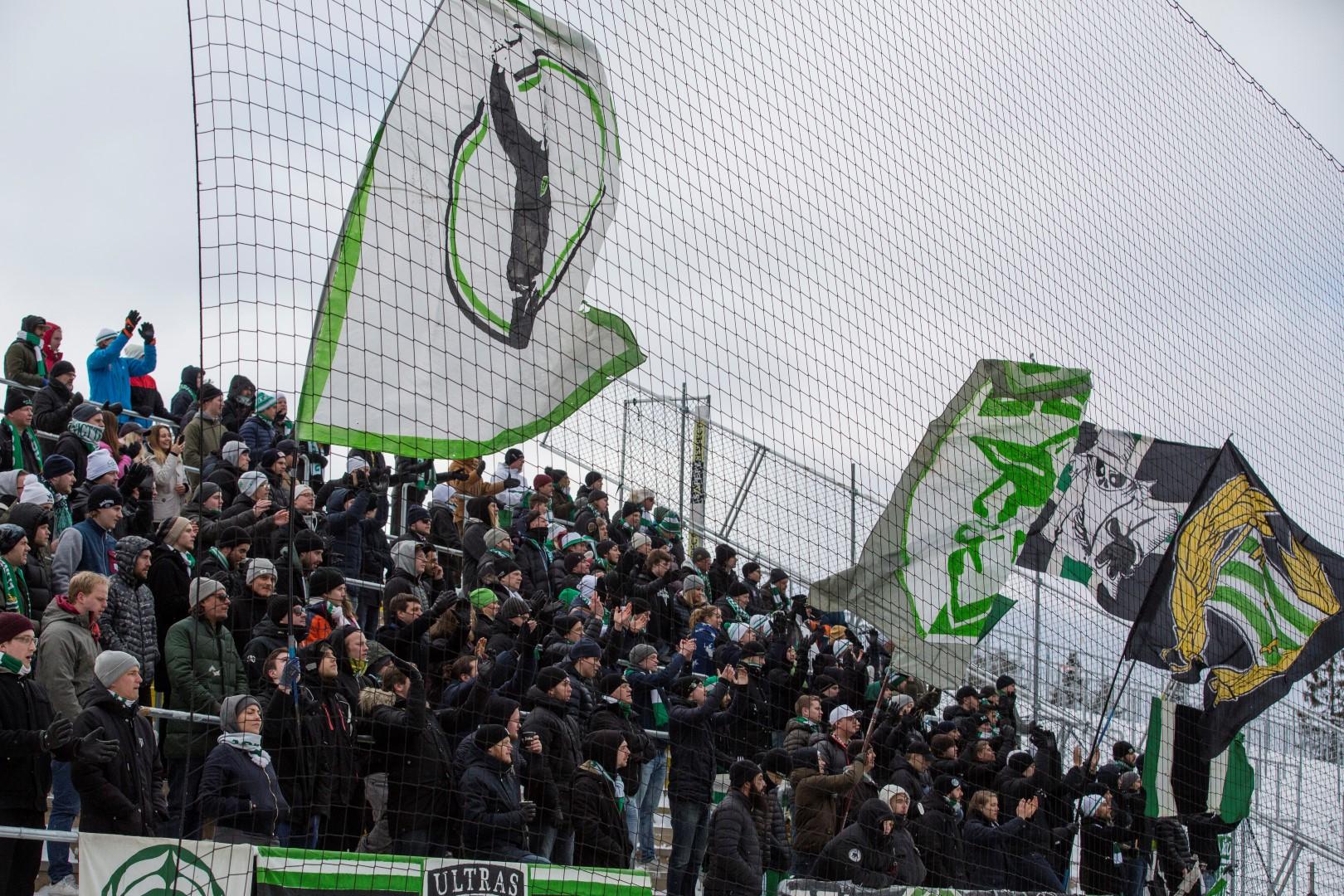 Fotboll, Svenska Cupen, Östersund - Hammarby