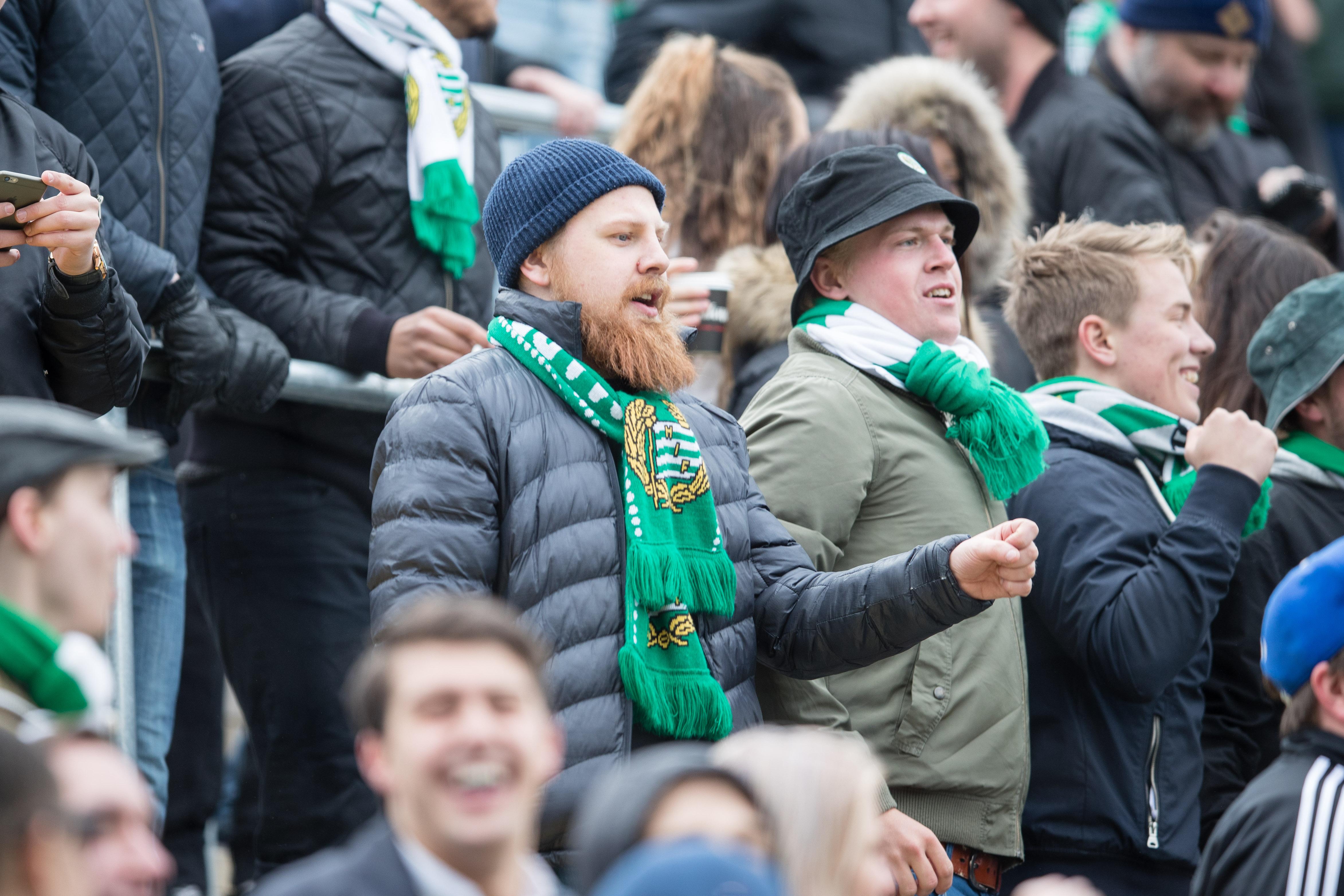 Fotboll, Allsvenskan, …stersund - Hammarby