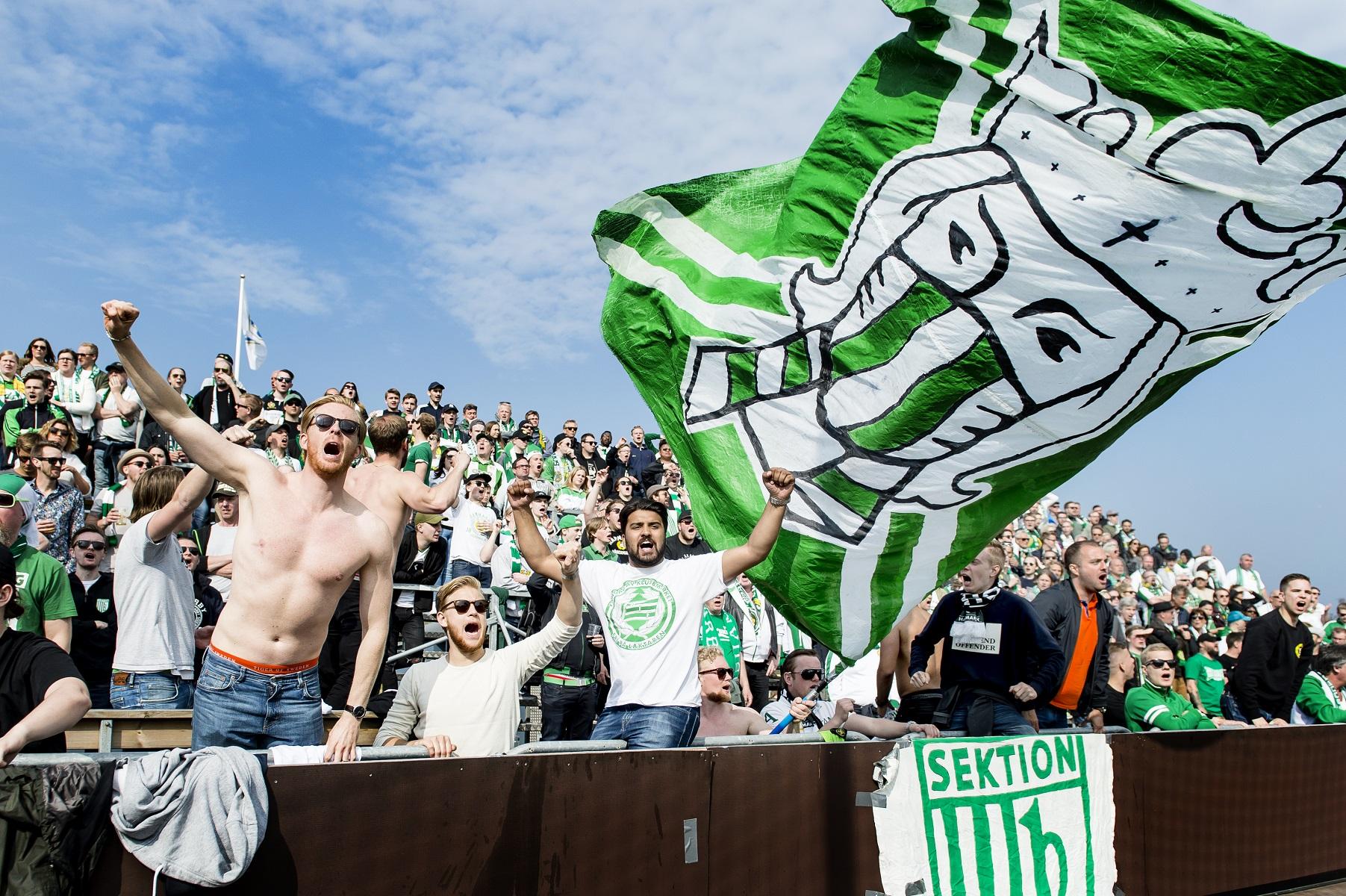 Fotboll, Allsvenskan, Halmstad - Hammarby