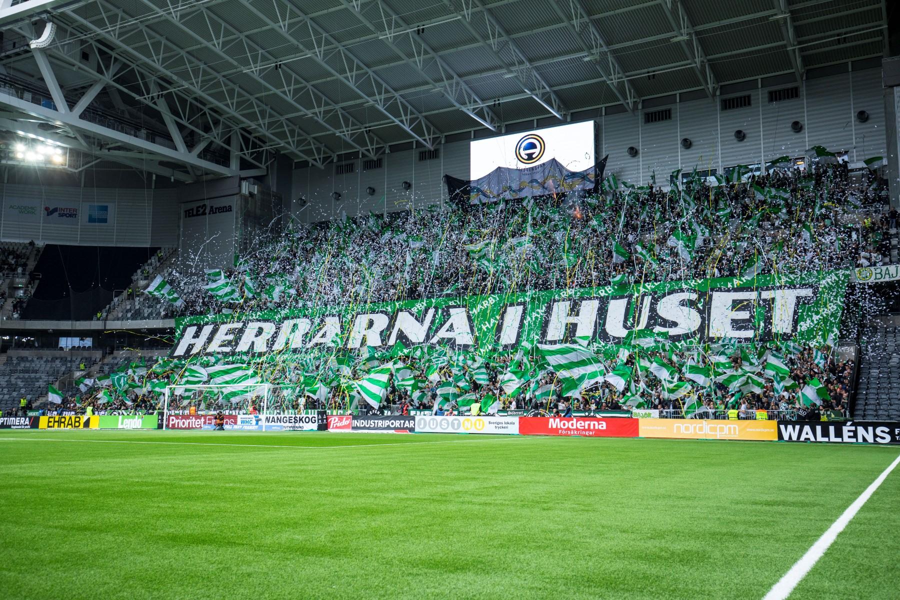 Allsvenskan DjurgŒrdens IF - Hammarby IF