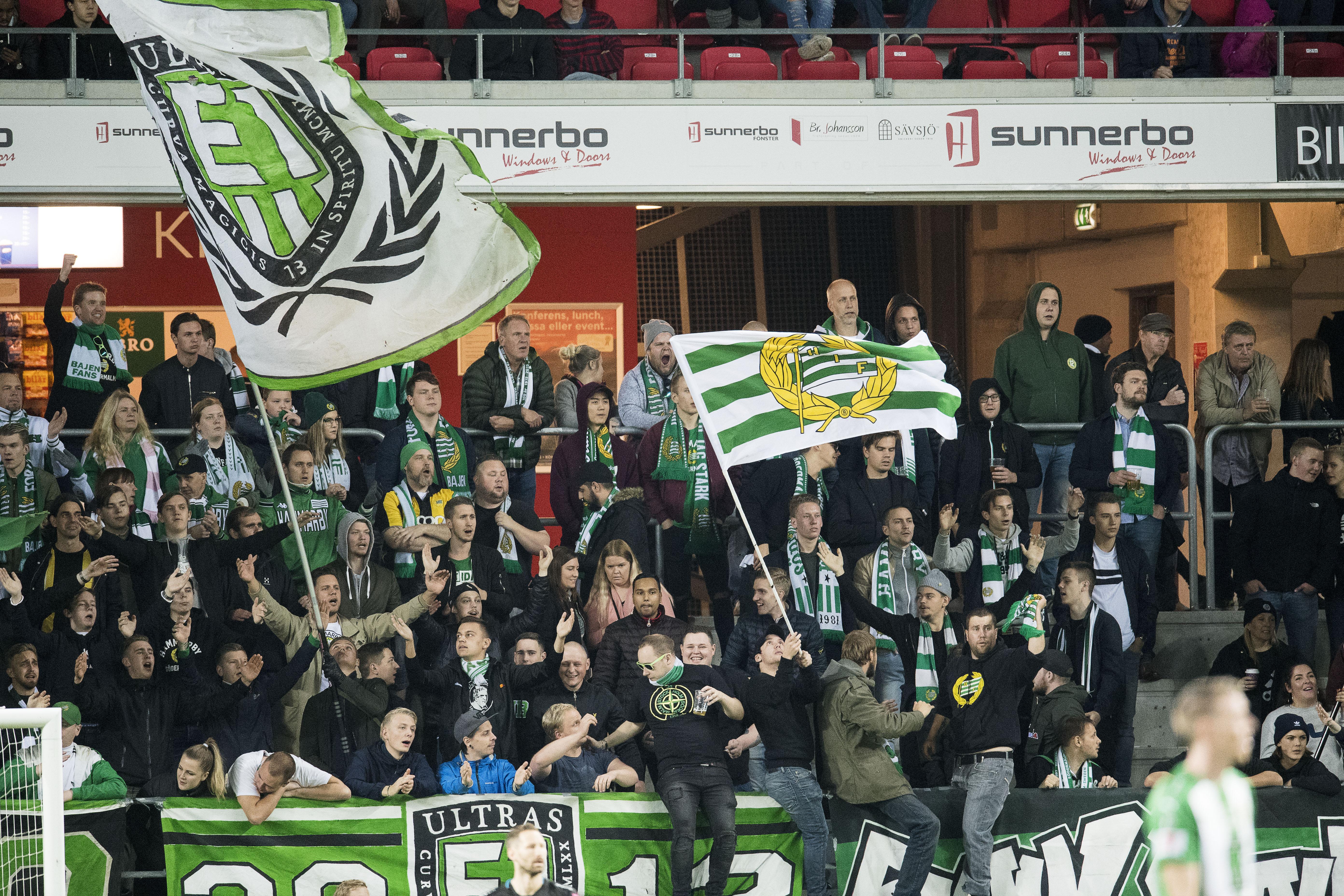 Fotboll, Allsvenskan, Kalmar - Hammarby
