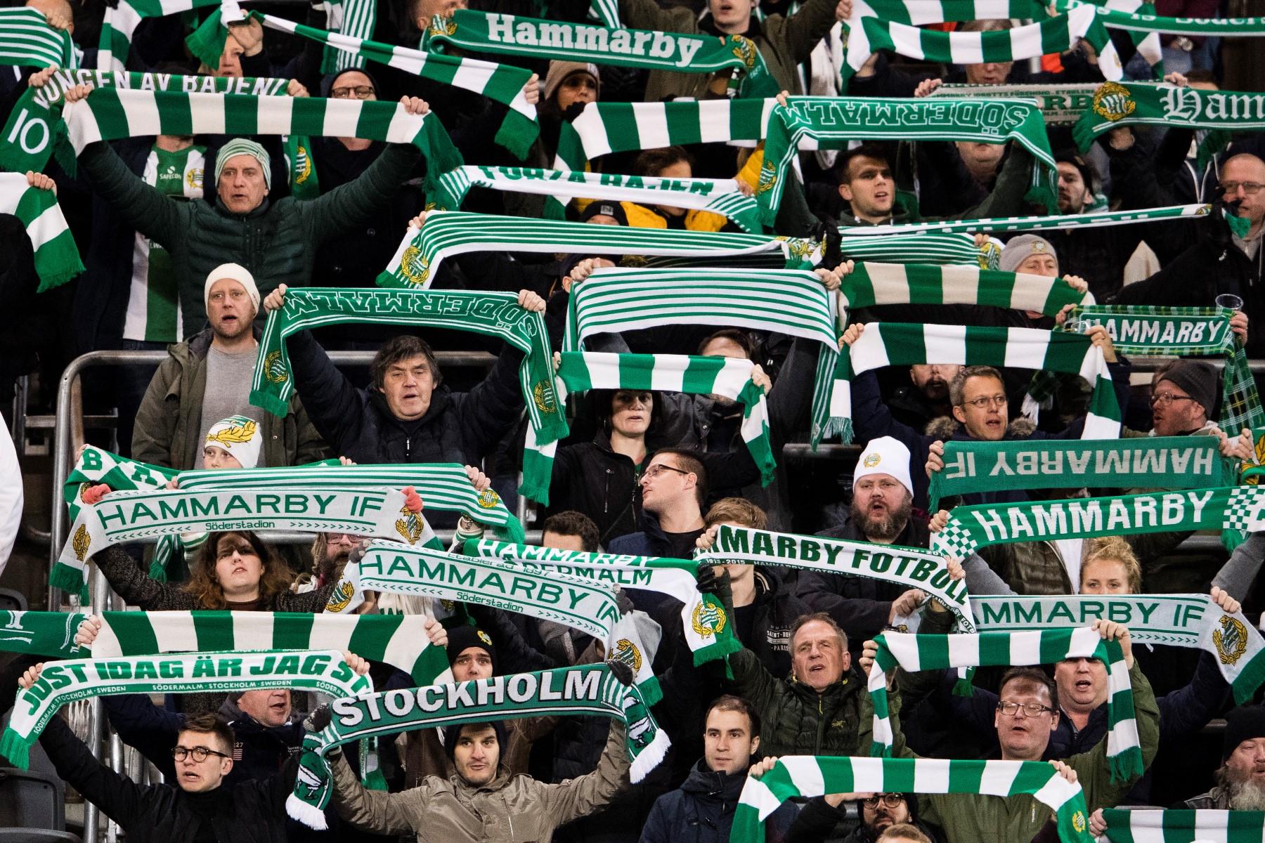 Fotboll, Allsvenskan, Hammarby - Sirius