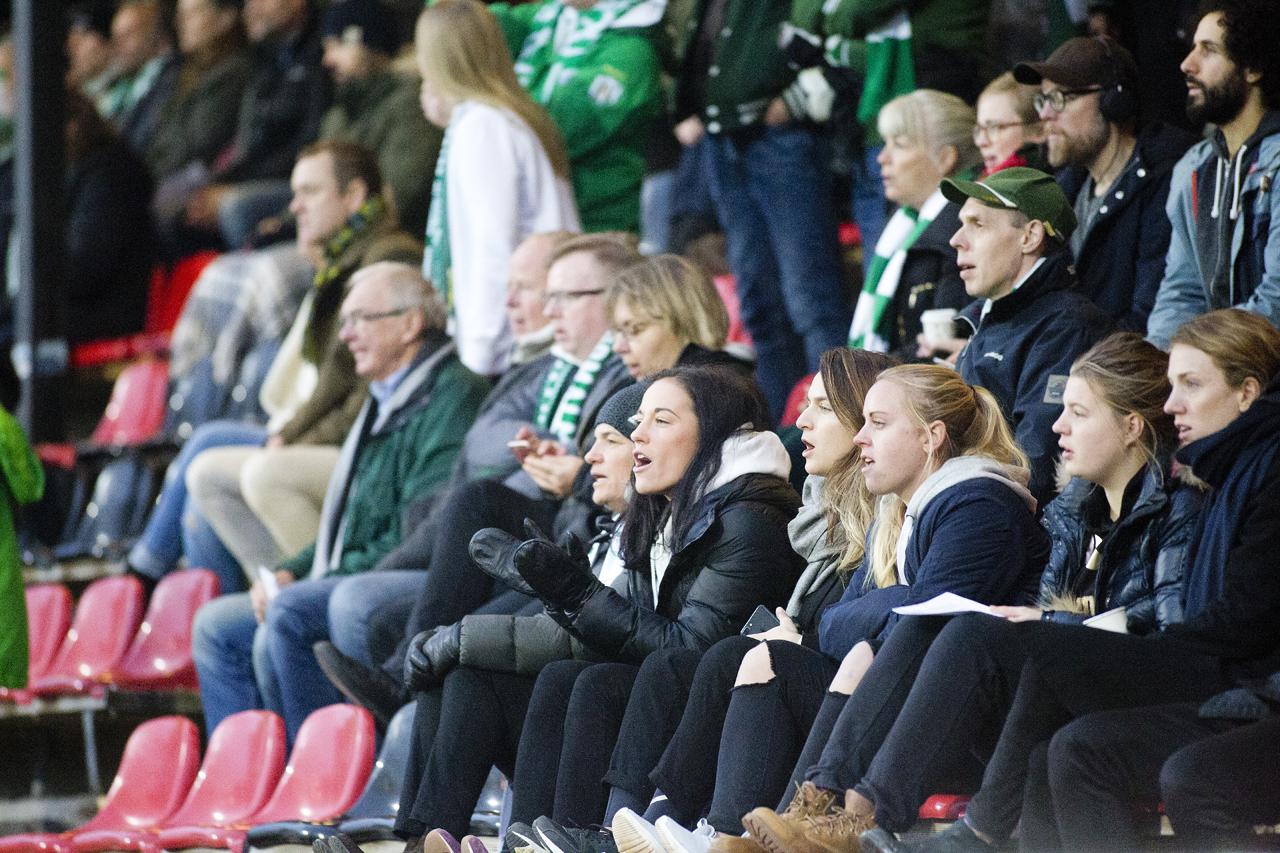20171105 - Hammarby Damfotboll vs Kristianstad1 - 1