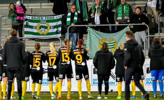 Fotboll, Damallsvenskan, RosengŒrd - Hammarby