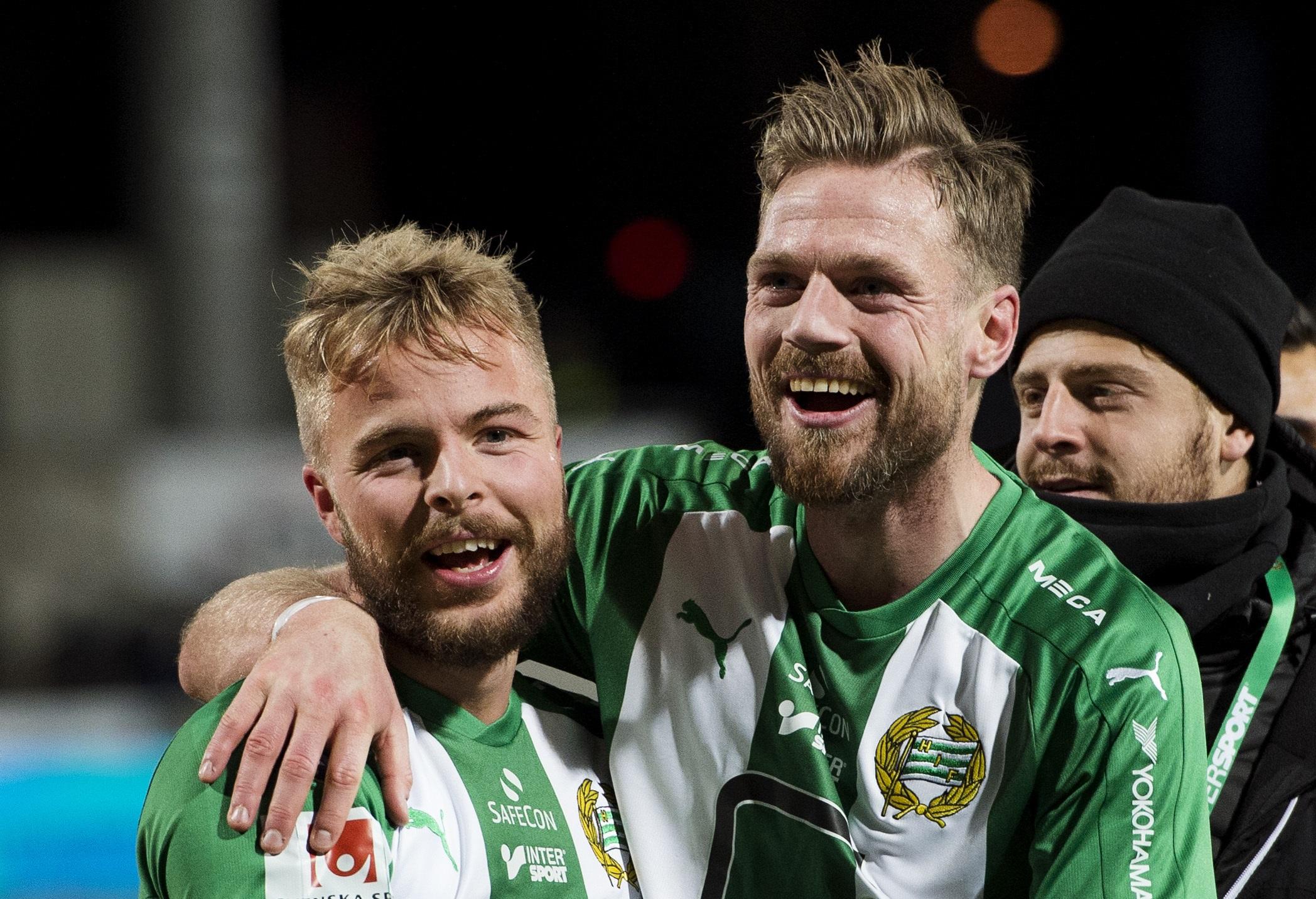 Fotboll, Allsvenskan, GIF Sundsvall - Hammarby