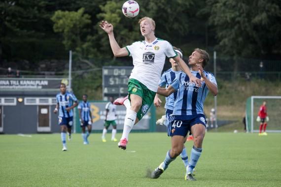 20160719 - Hammarby U21 vs Djurgården  0 - 0