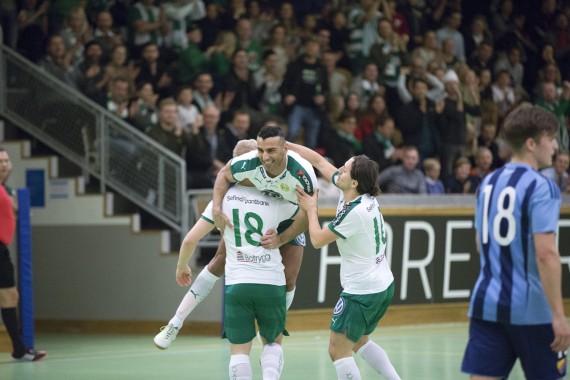 20171203 - Hammarby Futsal vs Djurgården3 - 4