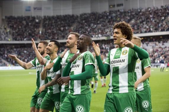 20180419 - Hammarby vs Ifk Norrköping  2 - 1