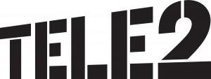 Tele2-Logotyp-Svart