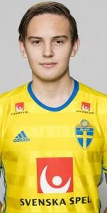 161128 Marcus Mitander i P17/99-landslaget poserar fšr ett portrŠtt den 28 november 2016 i Stockholm.  Foto: Andreas L Eriksson / BildbyrŒn / kod AE / Cop 106