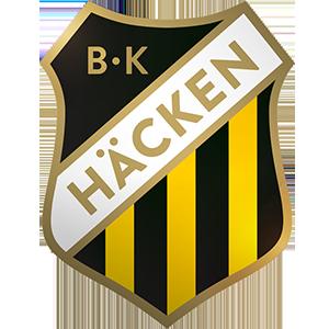 BK Häckens klubbmärke