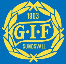 GIF Sundsvalls klubbmärke