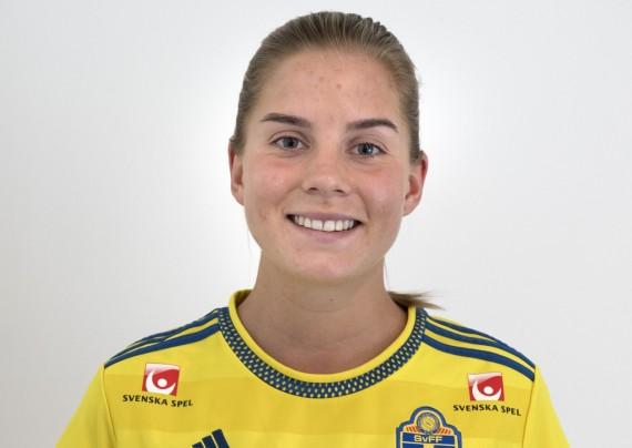 160916 Sveriges Julia Ekholm poserar fšr ett portrŠtt den 16 september 2016 i Uddevalla. Foto: Carl Sandin / BILDBYRN / kod CS / 57965