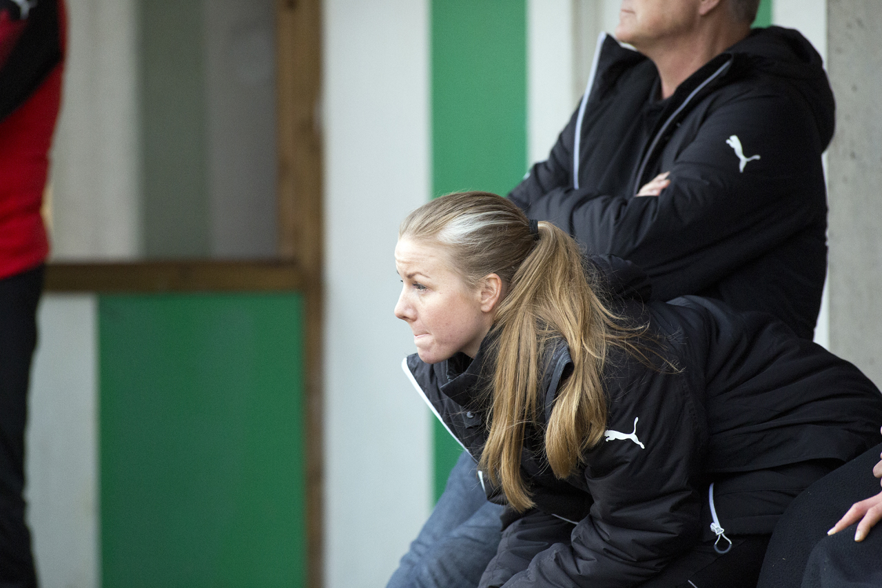 20171001 - Hammarby Damfotboll vs Eskilstuna  1 - 0
