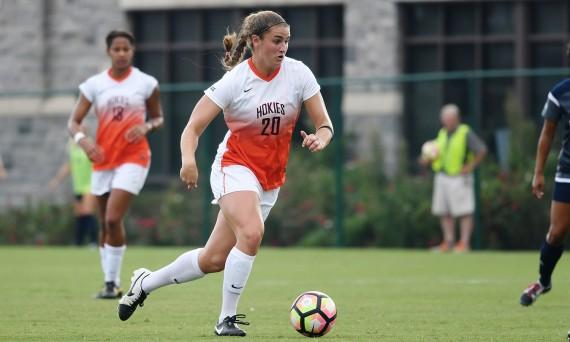 Virginia Tech Women's Soccer vs. Longwood University