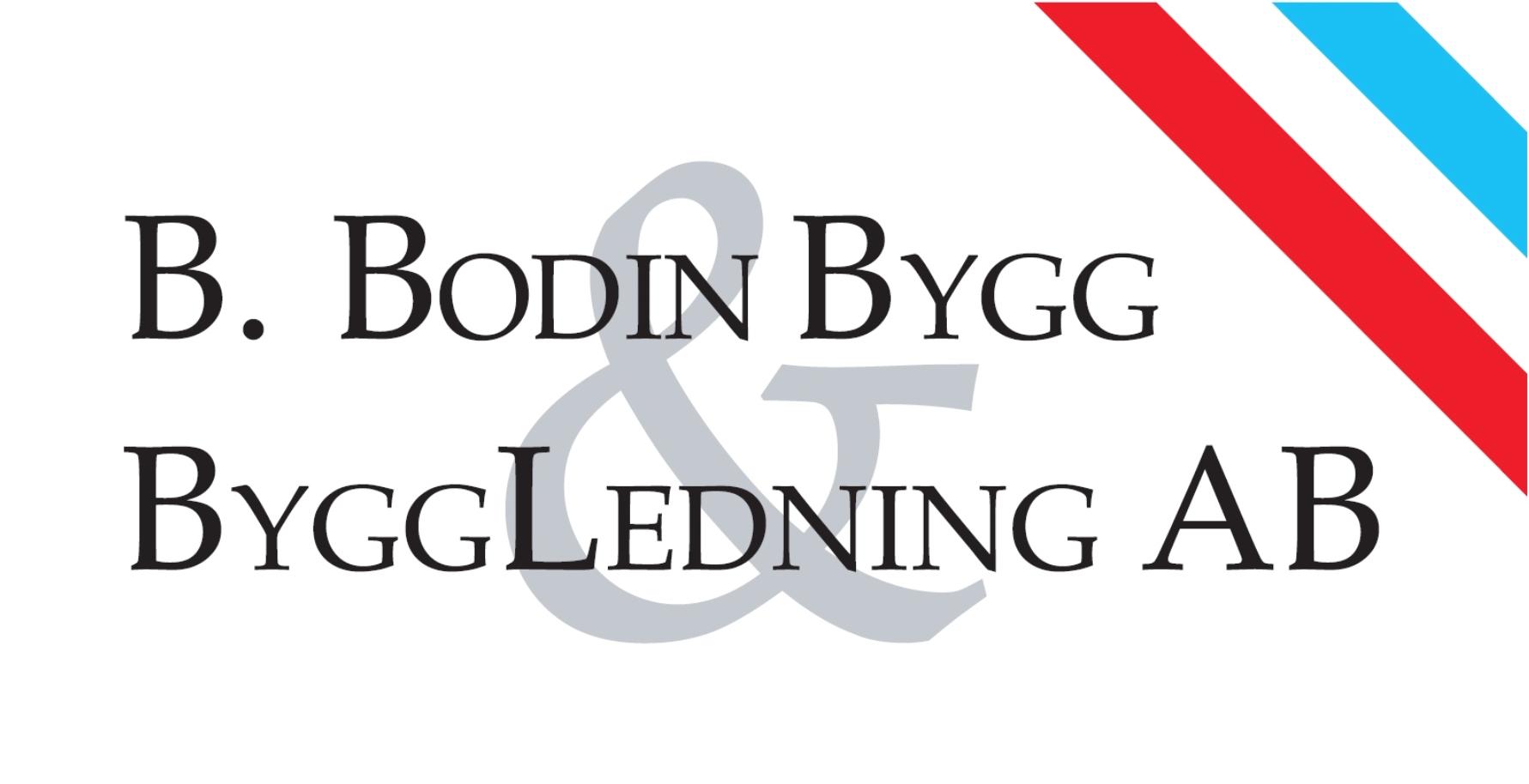 B Bodin Bygg