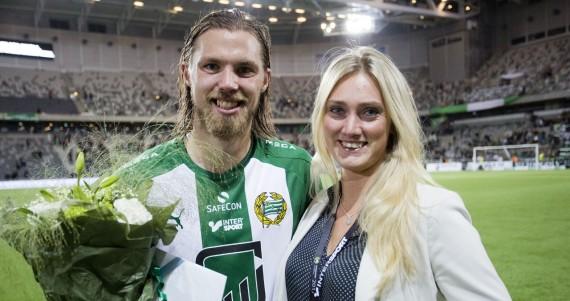 20170920 - Hammarby vs Göteborg  2 - 1