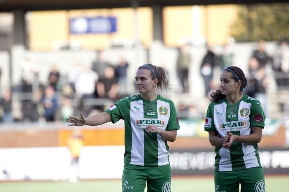 20171014 - Hammarby Damfotboll vs Örebro  6 - 1