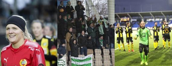 20180113 - HJK vs Hammarby  3 - 4