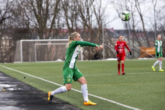 20180311 - Hammarby Damfotboll vs Örebro  1 - 0