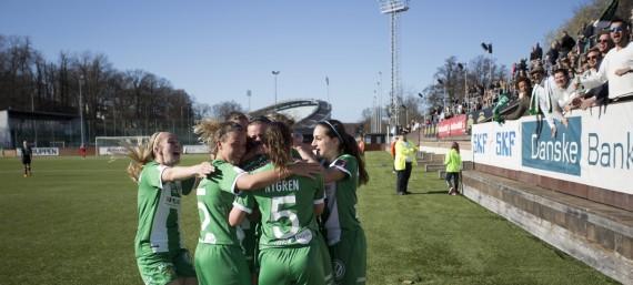 20180421 - Kopparbergs Göteborg vs Hammarby Damfotboll  1 - 3
