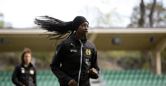 20180929 - Hammarby Damfotboll vs Kristianstad  0 - 1