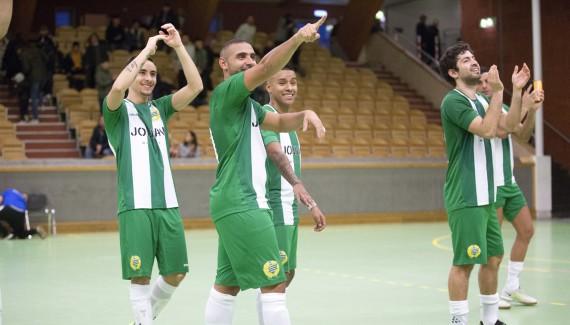 20190112 - Hammarby Futsal vs Uddevalla  6 - 1