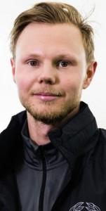 190107 Tim Söderström poserar för ett porträtt efter en träning med Hammarby den 7 januari 2019 i Stockholm.  Foto: Andreas L Eriksson / Bildbyrån / kod AE / Cop 106
